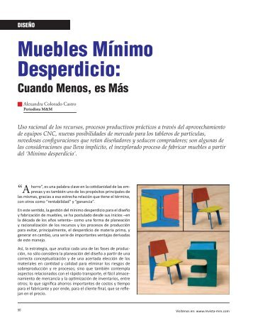 Revista el mueble pdf el mueble screenshot facebook for Historia del mueble pdf
