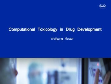 Computational Toxicology in Drug Development - American ...