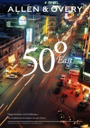 50 East - Opportunities and challenges - Brandchannel