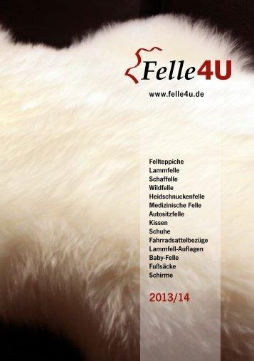 als PDF - Felle4U.de