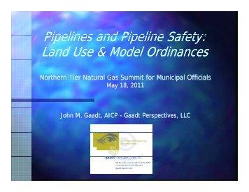 presentation - Northern Tier Regional Planning and Development ...