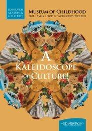 KAlEidOScOPE - Edinburgh Museums