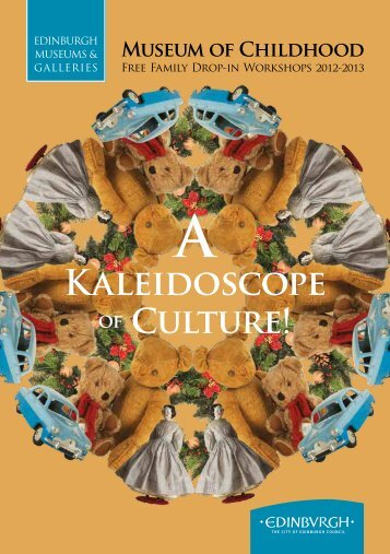 KAlEidOScOPE - Edinburgh Museums