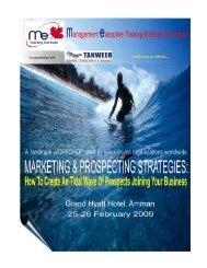 Jordan- Marketing - feb1st.pub - ME training institute of Canada