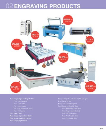 02ENGRAVING PRODUCTS - Sign in China