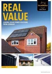 product catalogue - SolarWorld UK