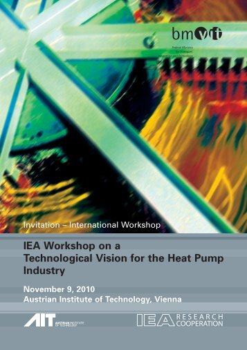 IEA Workshop on a Technological Vision for the Heat Pump Industry
