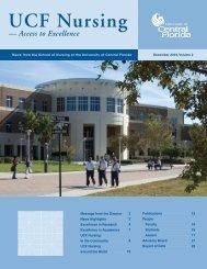 Ucf nursing dec04 - College of Health and Public Affairs - University ...