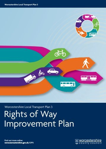 Rights of Way Improvement Plan - Worcestershire County Council