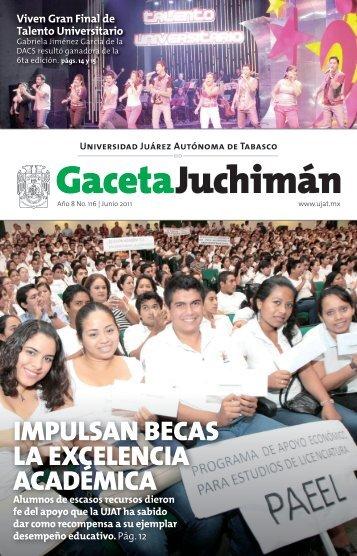 Junio del 2011 - Año 8 Numero 116 - Publicaciones - Universidad ...