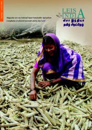 LEISA - Tamil -Issue - Final to Press -23march2011.p65 - Leisa India
