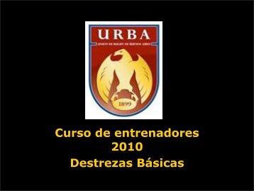 (CER 2010) - Clase 4 - Destrezas básicas - URBA
