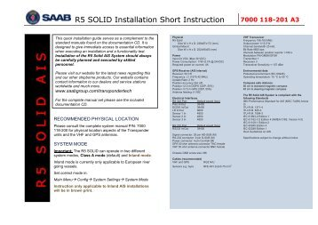 navman vhf 7000 installation manual