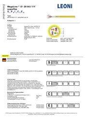 MegaLine ® D1-20 S/U 11Y superflex S P I C E - Kerpen