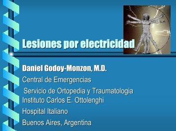 Lesiones por electricidad - Reeme.arizona.edu