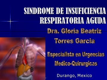 sindrome de insuficiencia respiratoria aguda - Reeme.arizona.edu