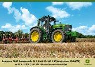 Tracteurs 6030 Premium de 74 à 114 kW (100 à ... - Lectura SPECS