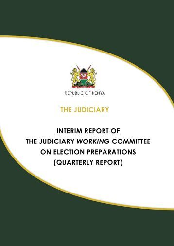 download report - Kenya Law Reports