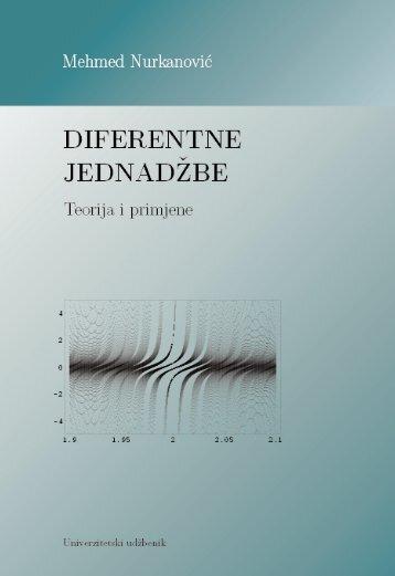 Diferentne jednadžbe - Teorija i primjene - PMF