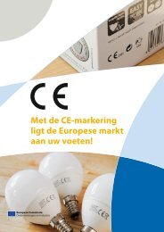 Brochure CE-markering en handhaving | pdf ... - Inspectie SZW