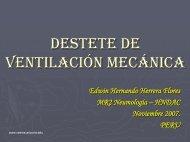 DESDETE DE VENTILACIÓN MECÁNICA - Reeme.arizona.edu