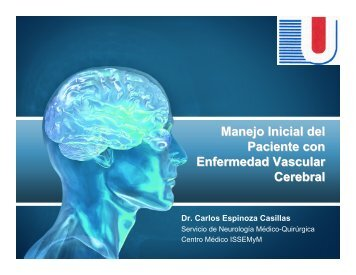 Manejo Inicial del Paciente con Enfermedad Vascular Cerebral