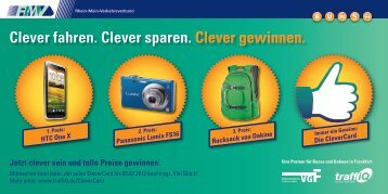 Clever fahren. Clever sparen. Clever gewinnen. - nachtbus frankfurt ...