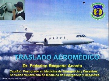 Traslado aeromedico - Reeme.arizona.edu