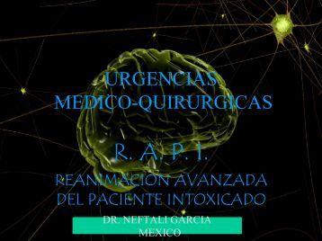 Reanimacion Avanzada del Paciente Intoxicado - Reeme.arizona.edu