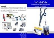 Kartenhalter - MADA - Marx Datentechnik GmbH