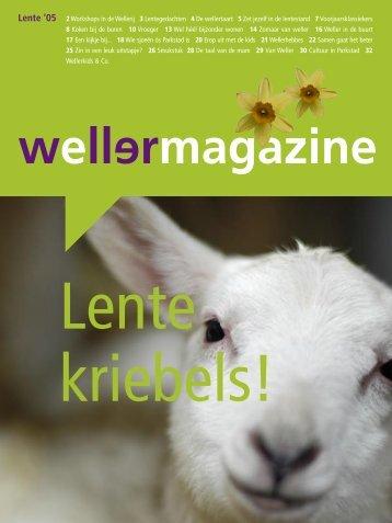 Nr 05 - 2005 - Lentekriebels - Weller