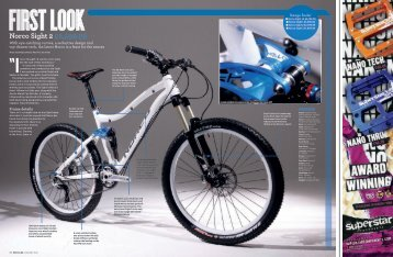 Norco Sight 2 MBR Review - Evans Cycles