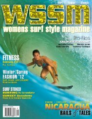 pages 1-22 - Womens Surf Style Magazine