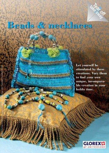 Beads & necklaces - Glorex