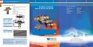 Watts BA BM BS RPZ Data Sheet - Advanced Water