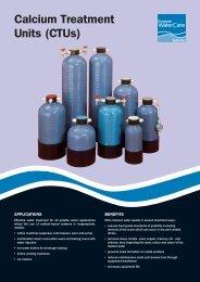 Artwork-Calcium Treatment Units