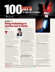Using technology to survive–and to thrive Install