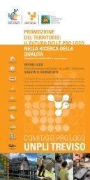 il futuro delle pro loco nella ricerca della qualita - UNPLI Veneto