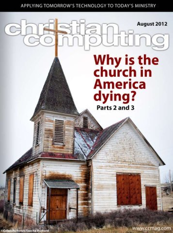 Mosaics Church Startup Ministry - Christian Computing Magazine