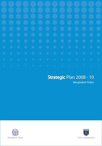 Strategic Plan 2008 - 10 - Police Reform Programme
