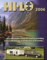 2006 Hilo Brochure - Rvguidebook.com