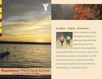 ExperienceYMCA Camp St.Croix - YMCAs
