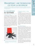Journal de Saclay n°37 - CEA Saclay - Page 3