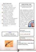 Krudtslam Nr.1-2013 - Forbundet Af Danske Sortkrudtskytteforeninger - Page 3