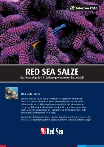 Das Rote Meer - Red Sea Shop
