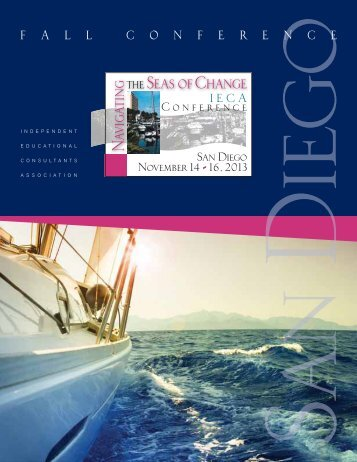 download IECA's San Diego Conference Brochure