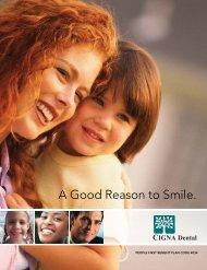 CIGNA Prepaid Dental Plan brochure, People First ... - MyFlorida.com