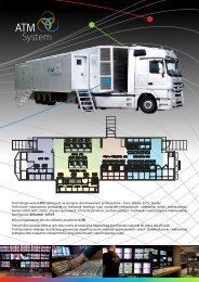 Technologia wozu HD2 oparta jest na sprzęcie ... - ATM System