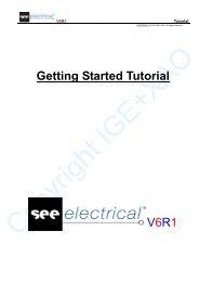 Tutorial SEE Electrical - IGE+XAO UK