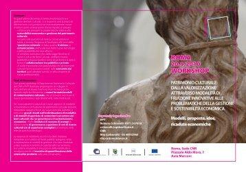 Patrimonio Culturale - Andrea Granelli